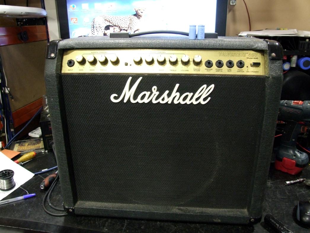 MARSHALL 00