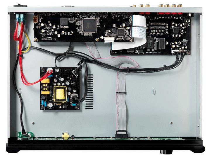 Emotiva BasX MC-700 Interior